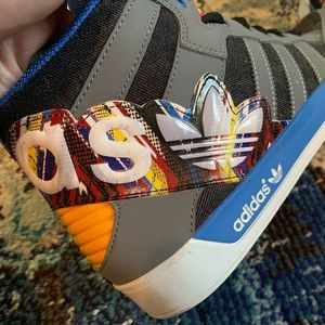 adidas Shoes - New, never worn, Adidas High Tops